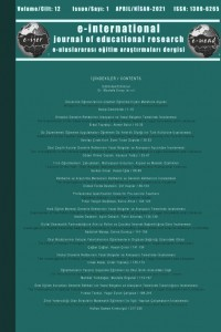 e-International Journal of Educational Research