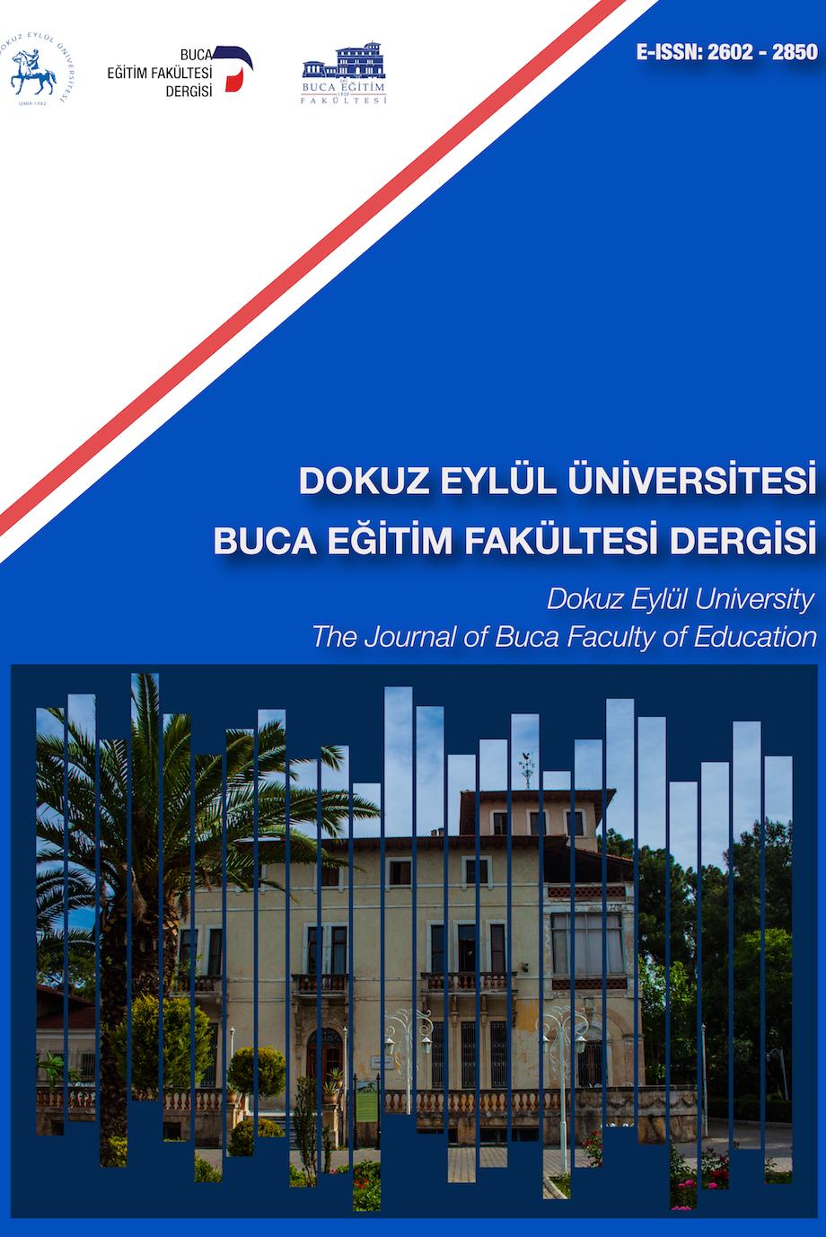 Buca Faculty of Education Journal