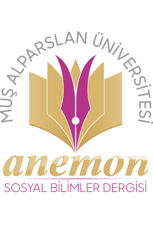 Journal of Social Sciences of Mus Alparslan University